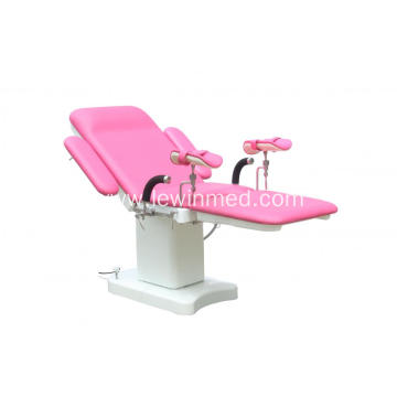 Gynecology hospital delivery table